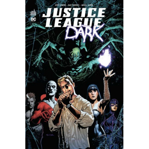 Justice League Dark + DVD (VF)