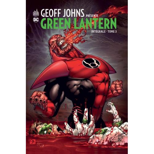 Geoff Johns présente Green Lantern Intégrale Tome 3 (VF)
