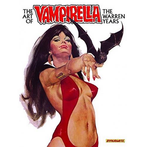 ART OF VAMPIRELLA : THE WARREN YEARS (VO)