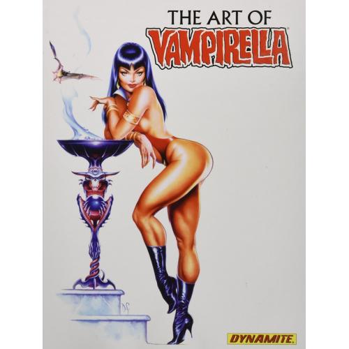 THE ART OF VAMPIRELLA (VO)