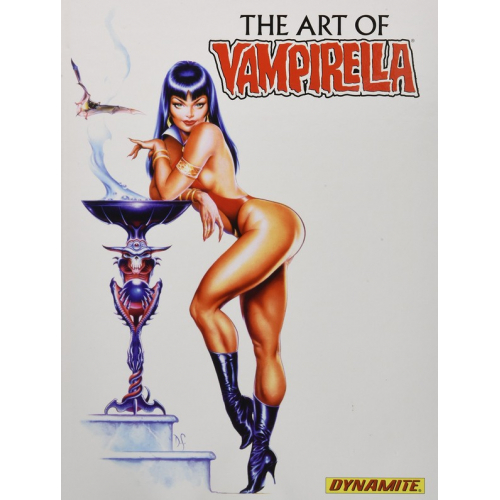 THE ART OF VAMPIRELLA (VO)