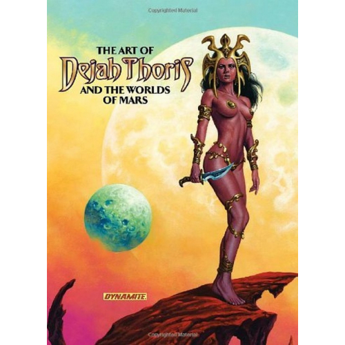 Art of Dejah Thoris and the Worlds of Mars HC (VO)