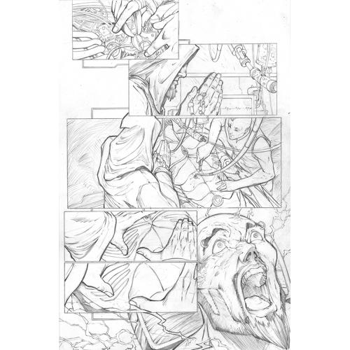 Planche Originale Soulfire (Vol 4) 4 page 1 - Mike Debalfo