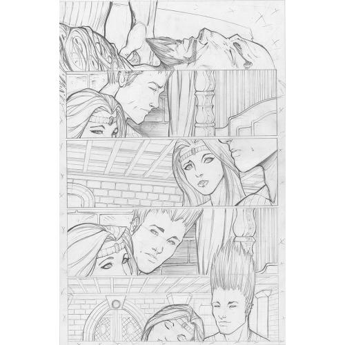 Planche Originale Soulfire (Vol 4) 4 page 2 - Mike Debalfo