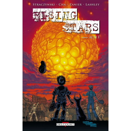 Rising Star Tome 1 (VF)