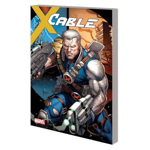 Cable TP Vol. 1 Conquest (VO)