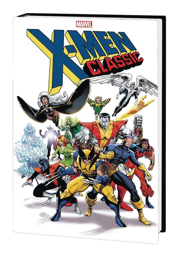 X-Men classic Omnibus HC (VO)