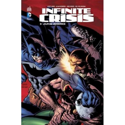 Infinite Crisis Tome 3 (VF)