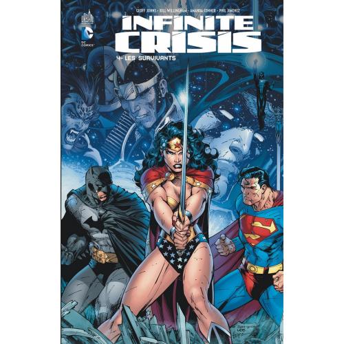 Infinite Crisis Tome 4 (VF)