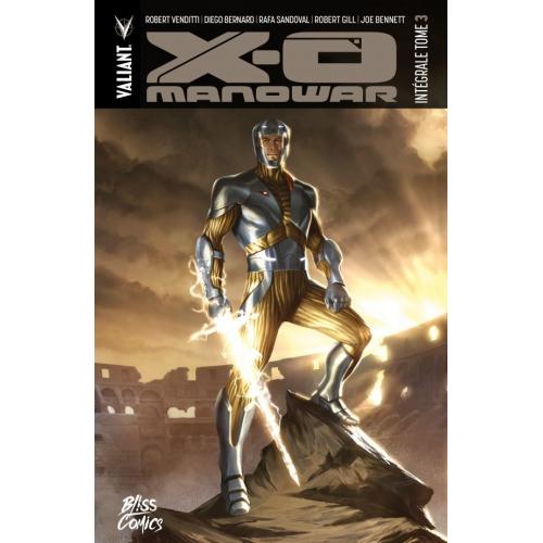 X-O Manowar Intégrale Tome 3 (VF)