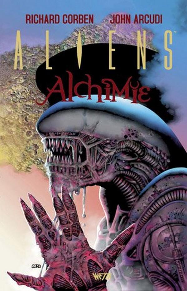 Aliens Alchimie- Édition Dry (VF)