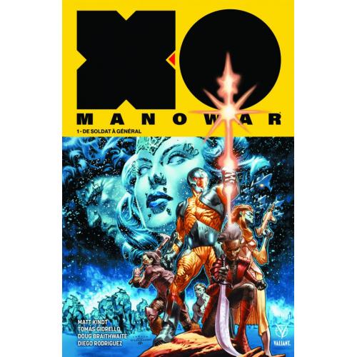 X-O Manowar Tome 1 (VF)