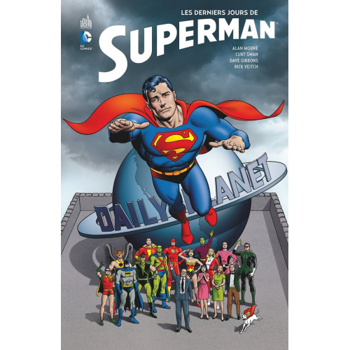 LES DERNIERS JOURS DE SUPERMAN (VF)