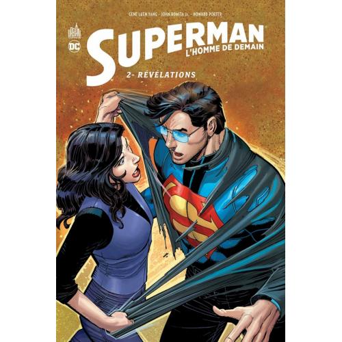 Superman L'Homme de demain Tome 2 (VF)