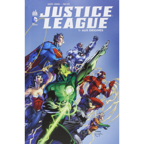 Justice League Tome 1 (VF)
