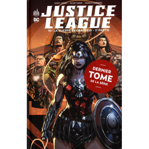 Justice League Tome 10 (VF)