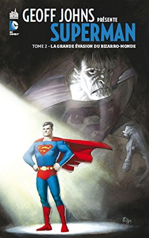 Geoff Johns présente Superman Tome 2 (VF)