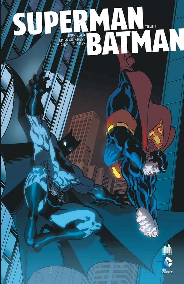 Superman Batman Tome 1 (VF)