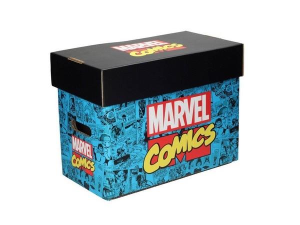 Marvel Collector Box Comics Marvel Logo