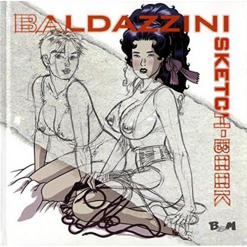 Baldazzini Sketchbook (VF)