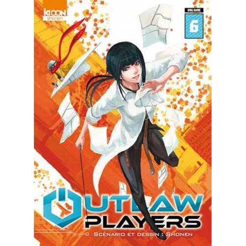 Outlaw Players Tome 6 (VF)