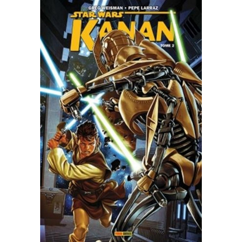 Star Wars Kanan Tome 2 (VF)