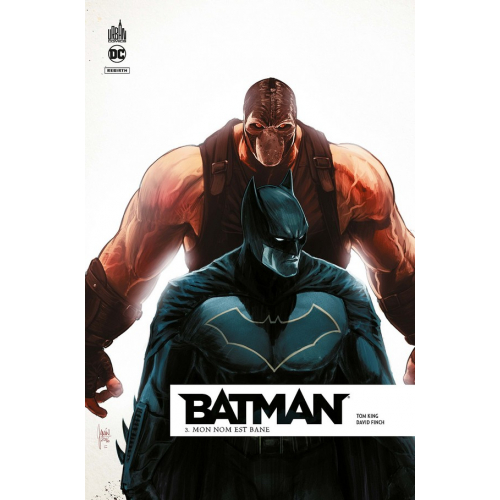 Batman Rebirth Tome 3 (VF)