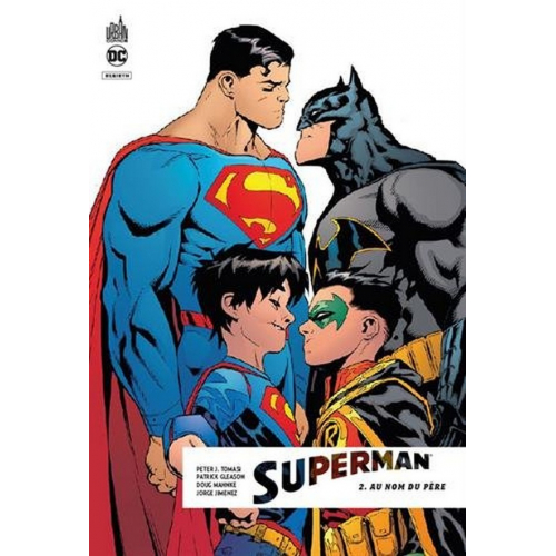 Superman Rebirth Tome 2 (VF)