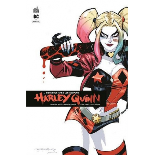 Harley Quinn Rebirth Tome 1 (VF)
