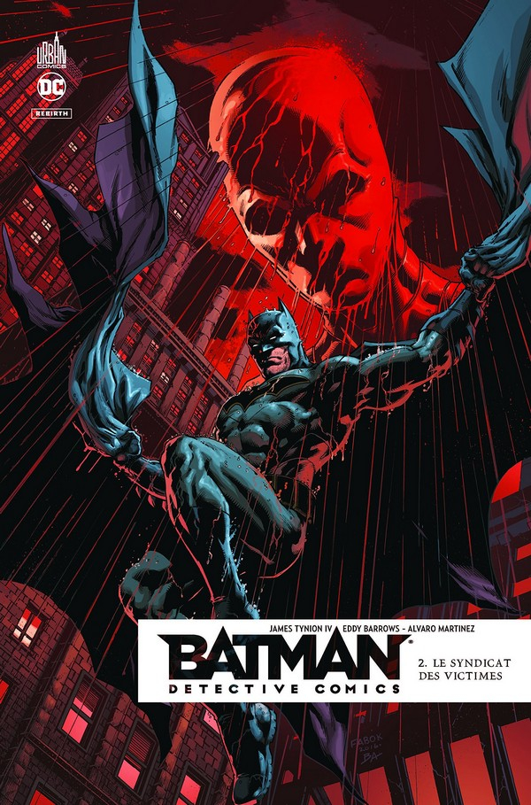 Batman Detective Comics Tome 2 (VF)