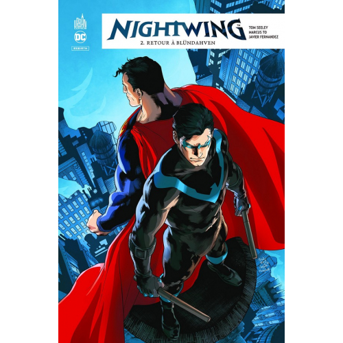 Nightwing Rebirth Tome 2 (VF)
