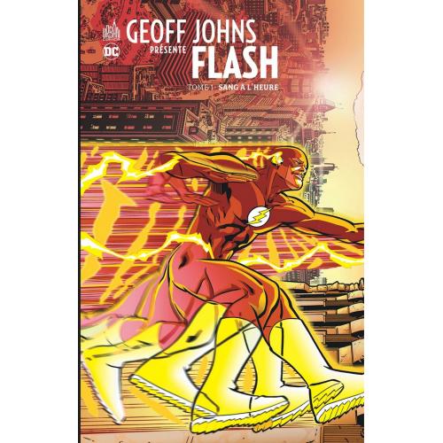 Geoff Johns présente Flash Tome 1 (VF)