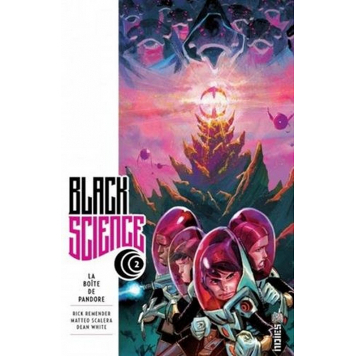 Black Science Tome 2 (VF)