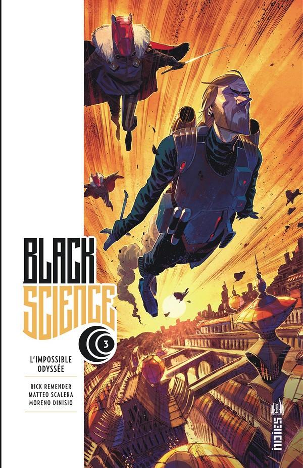 Black Science Tome 3 (VF)