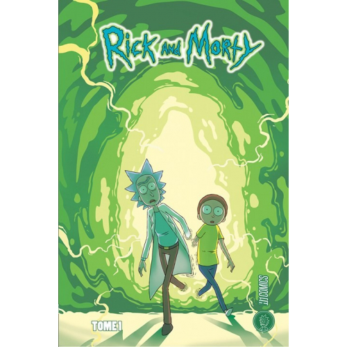 Rick & Morty Tome 1 (VF)