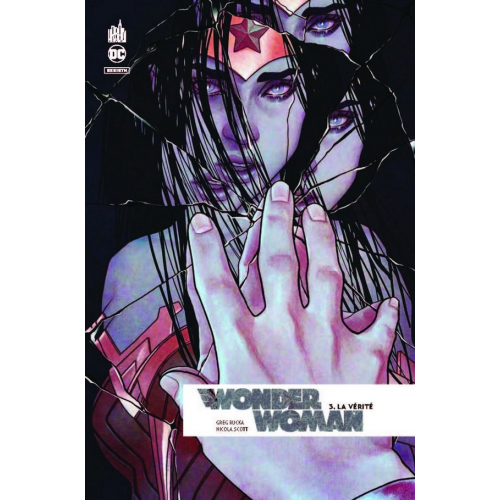 Wonder Woman Rebirth Tome 3 (VF)