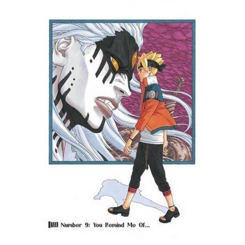 Boruto - Naruto next generations - Tome 4 (VF)