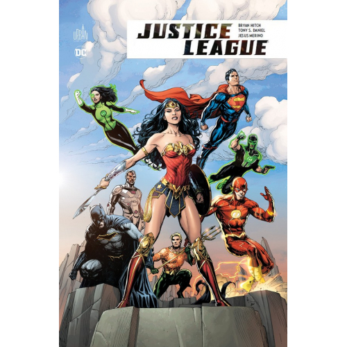 Justice League Rebirth Tome 3 (VF)
