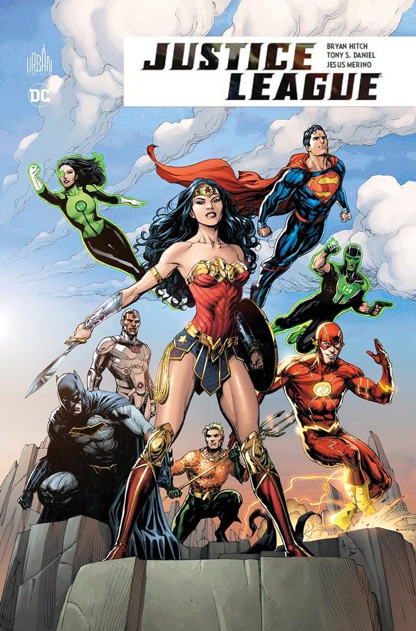 Justice League Rebirth Tome 3 (VF)
