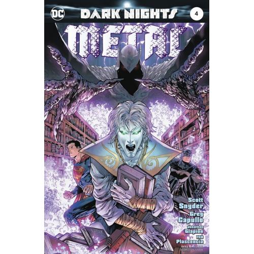 DARK NIGHTS : METAL 4 Daniel Variant (VO)