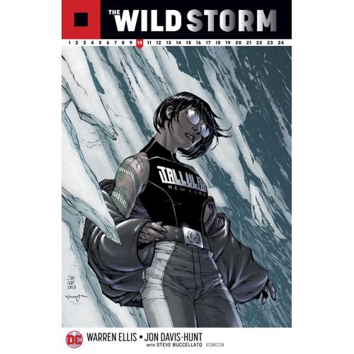 The Wild Storm 10 Lee Variant (VO)