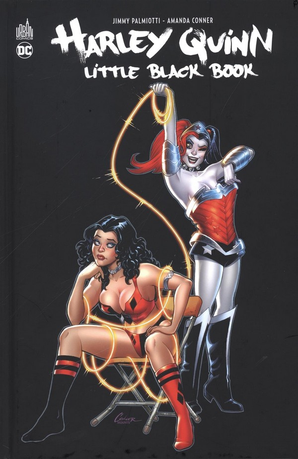 Harley Quinn - Little Black Book (VF)