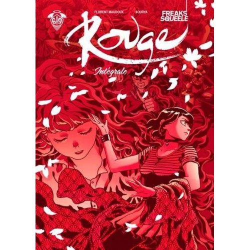 Freak's Squeele Rouge Intégrale (VF)