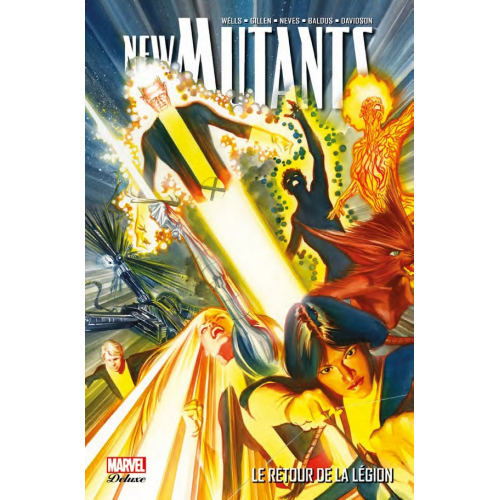 New Mutants Tome 1 (VF)