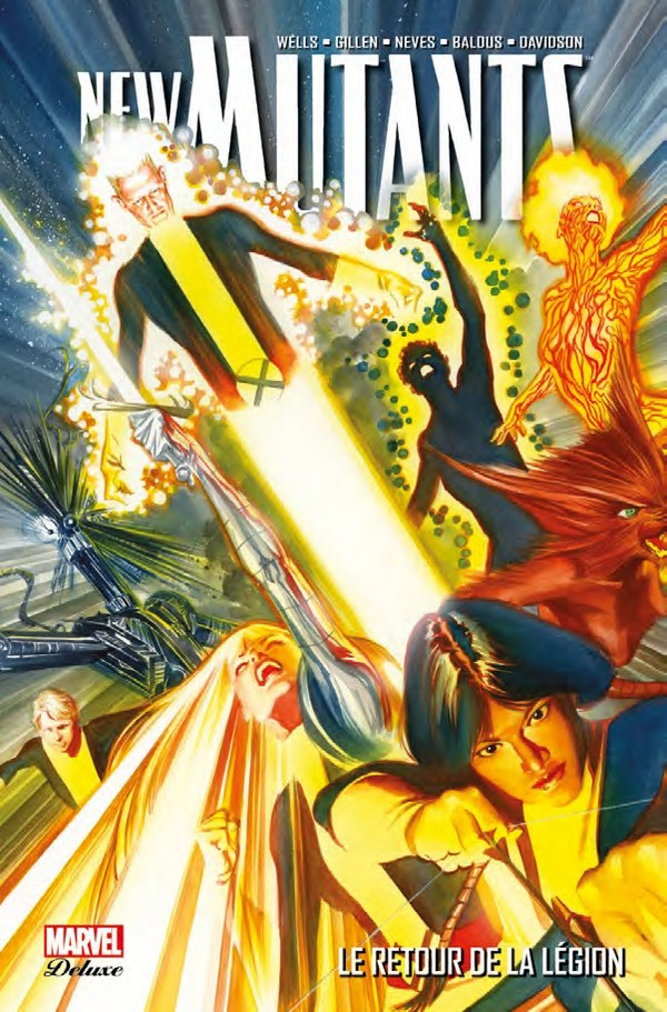 New Mutants Tome 1 (VF)