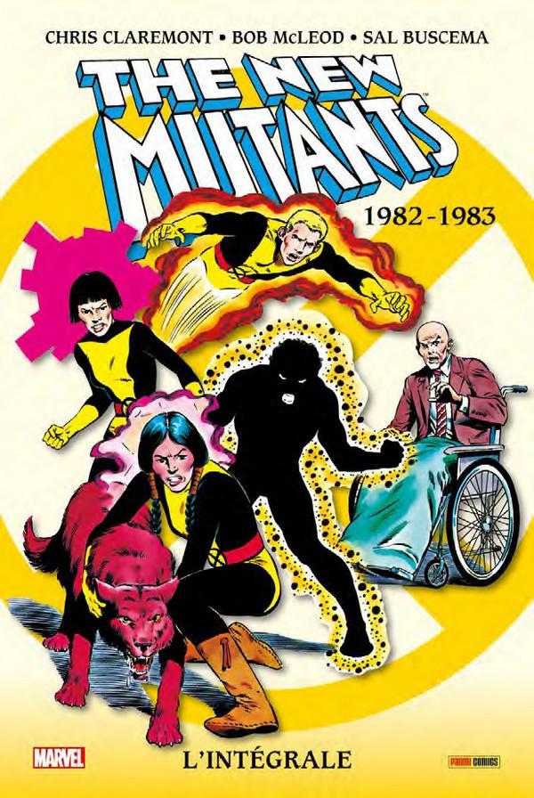 Les Nouvaux Mutants : L'Intégrale 1982-1983 (VF)