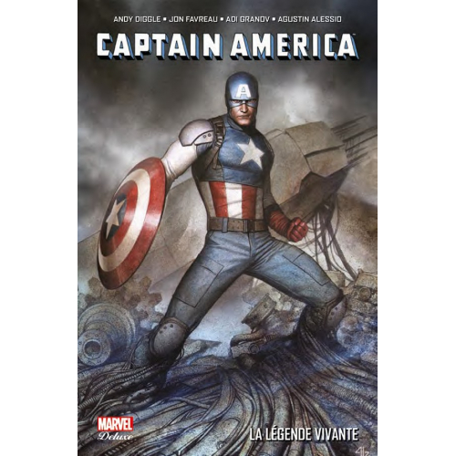 Captain America : La légende vivante (VF)