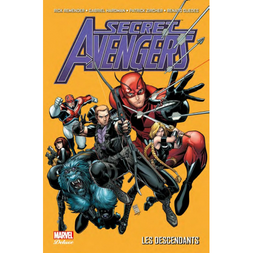 Secret Avengers par Rick Remender T1 (VF)