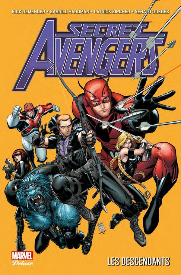 Secret Avengers par Rick Remender T1 (VF)
