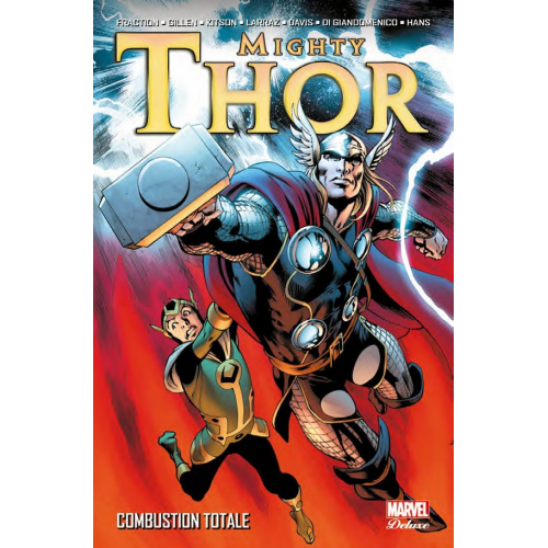 The Mighty Thor Deluxe Tome 2 (VF)